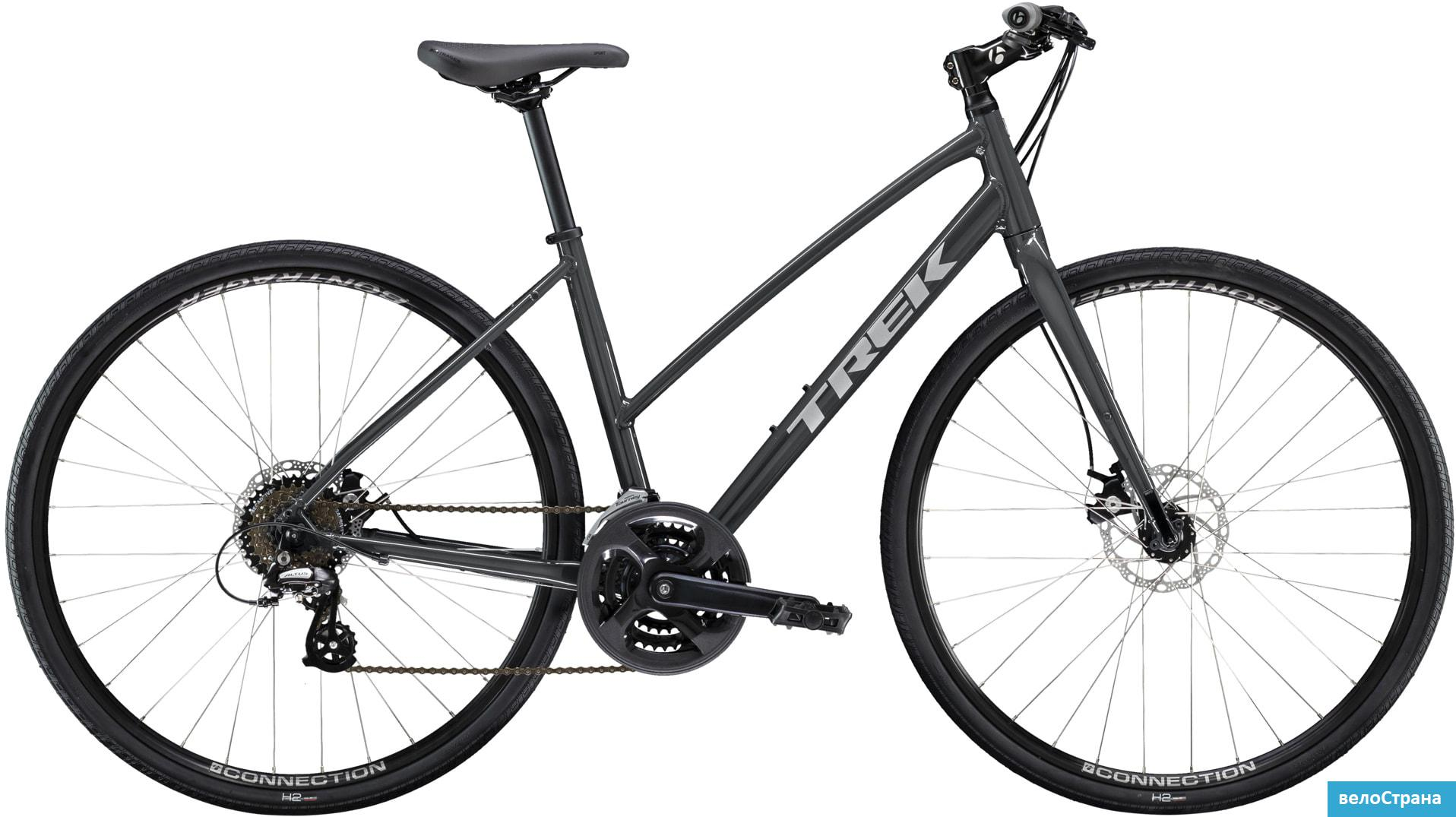 Trek FX 1 Stagger Disc M 20 (черный)