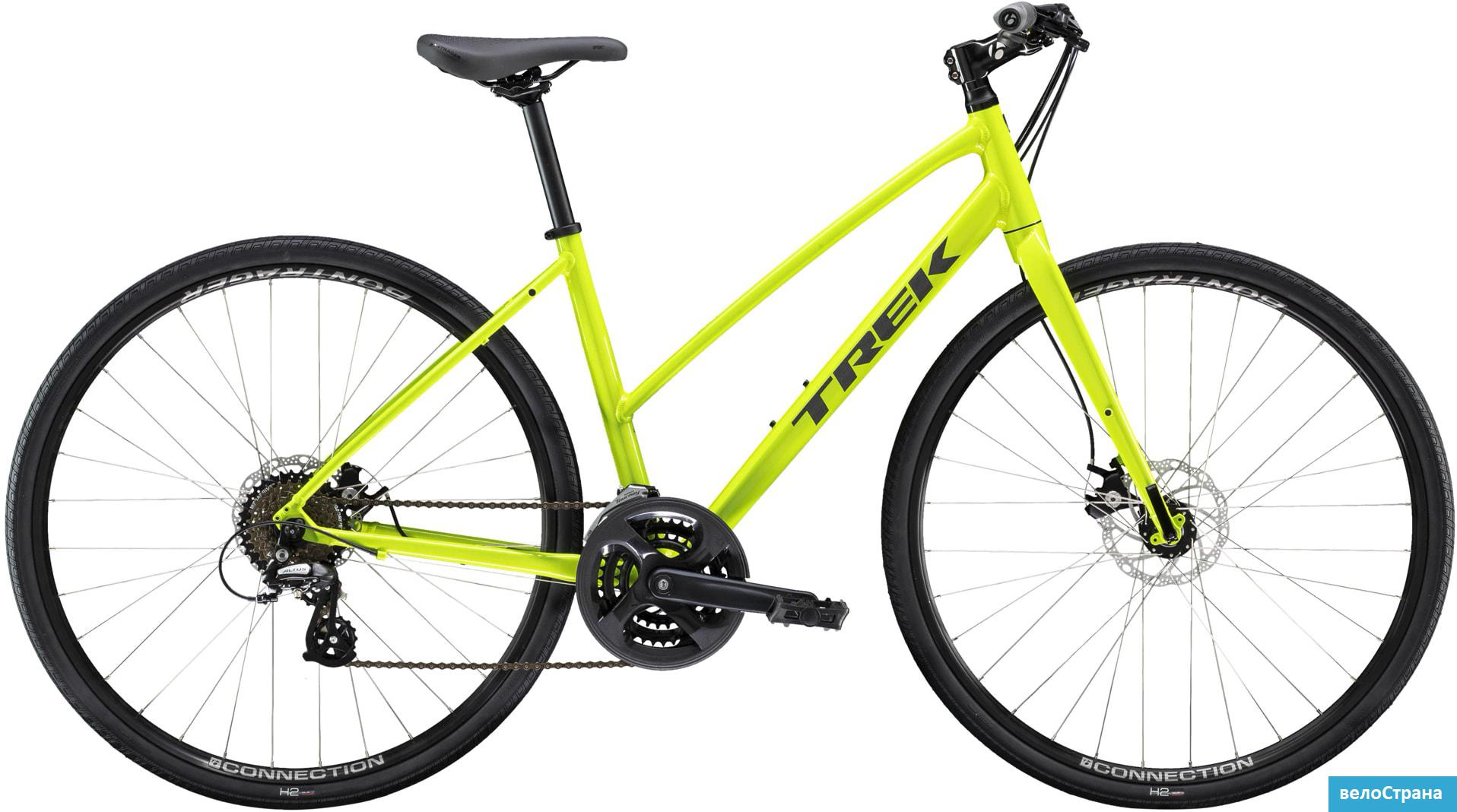 Trek FX 1 Stagger Disc M 2020 (зеленый)